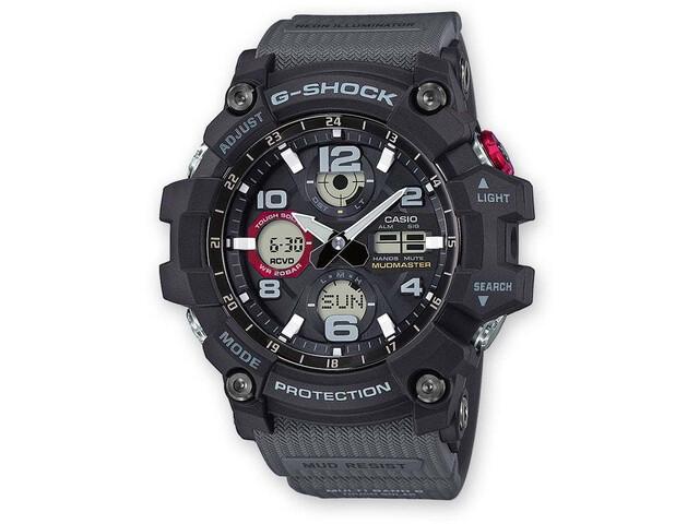 CASIO G-SHOCK GWG-100-1A8ER Watch Men, grey/chrom black